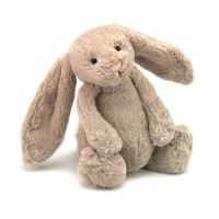 Bashful Beige Bunny - Medium